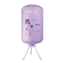 Secadora de ropa / secador de ropa portátil (HF-7A púrpura)
