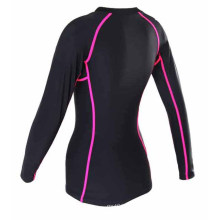 Women Active Full Sublimated Shirt Compression Wear