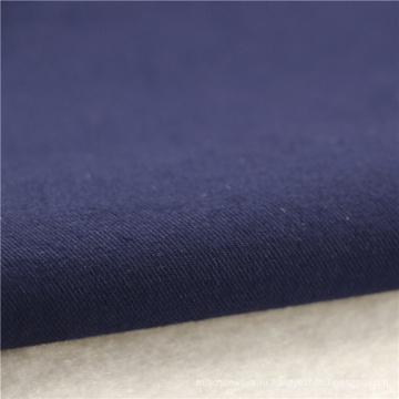21х21+полиэфир 70d/140x74 264gsm 144см глубокое море синий двойной хлопок стрейч саржа 2/2С черный ткань хлопок / tencel ткани