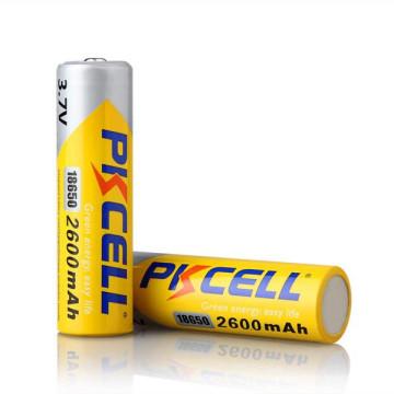 Batería del Li-ion 18650 2600mAh 3.7V para la herramienta de la linterna / del E-cigarrillo