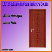 Furnierte Holzküchenschranktür