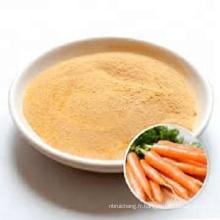 Poudre/Granule de carotte en poudre végétale biologique Pure Nature
