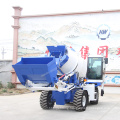 HENGWANG HWJB200 Self Loading Concrete Mixer Truck 2CBM Mixer Truck with 360 Degrees