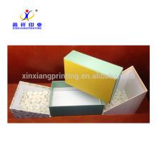 Conception de haute qualité d'emballage de carton de boîte-cadeau de riz disponible