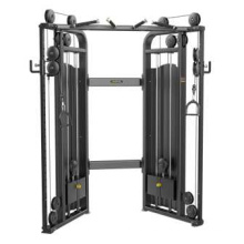 Ce Approve Gym Equipment Fitness Equipment Professional Dual Pulley System