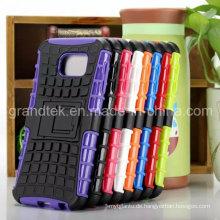 für Samsung Galaxy S6 Combo Tasche mit Ständer