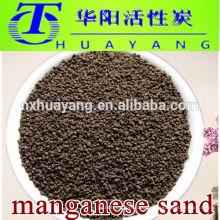 Eisen und Mangan Entfernungsmedien 16-30 mesh Mangansand