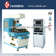 wirecut machine with environment protection enclosure