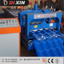 Hot Sale Wall and Roof Tile Panel Roll formant la machine