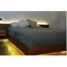 sob a luz da noite do sensor de movimento da iluminação da cama conduzida