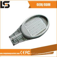 O dissipador de calor do alojamento da lâmpada do diodo emissor de luz morre as peças do alumínio de carcaça
