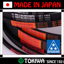 Mitsuboshi Belting REMF, WFC, RECMF, MPMF and RIBSTAR generator belts for cars. Made in Japan