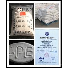 Modificación del impacto, CPE (Polietileno Clorado)