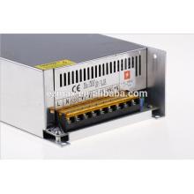 Fuente de alimentación del LED, tipo abierto, fuente de alimentación del cctv 300-400w