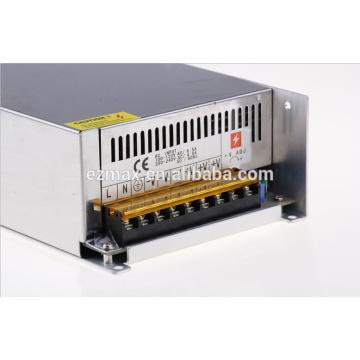 Fonte de alimentação LED, tipo aberto, fonte de alimentação cctv300-400w