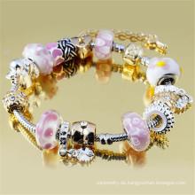 Schicksal Schmuck Kristall von Swarovski Multi-Kombination Perlen Armband