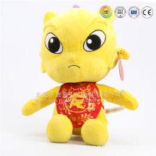 Pelúcia bebê dragão voador, desdentado o brinquedo macio de dragão