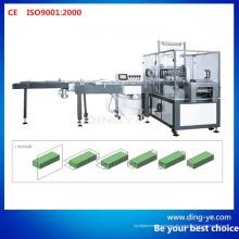 Automatische dreidimensionale Serviette Verpackungsmaschine Sb400