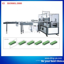 Máquina de empaquetado tridimensional automática de la servilleta Sb400