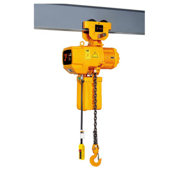 Hoist rantai manual headroom rendah