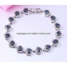 Bracelet Bijoux laiton mystique Cubic Zirconia
