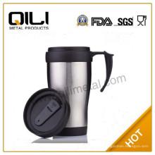taza de 16 onzas de café, vasos de plástico para taza caliente de café café, traje