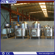 KUNBO Stainless Steel Beer Brewery Saccharification Mash System Lauter Tank