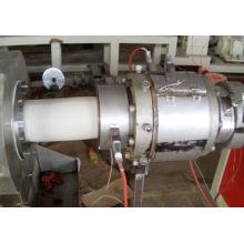 Máquina para tubos de PVC / Máquina de extrusión de plástico para tubos