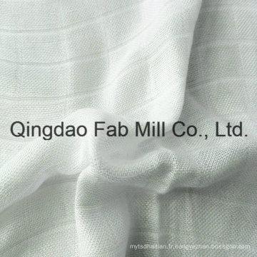 Tissu 100% naturel en fibre de bambou écologique (QF16-2693)