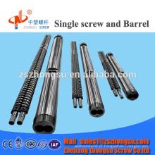 Tambor de parafuso duplo paralelo para extrusora de PVC