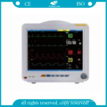 Moniteur patient ISO&CE de salle d'urgence AG-Bz008