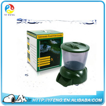 Popular Battery power Automatic electric fish feeder