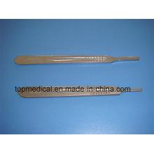 Ручка хирургического ножа из нержавеющей стали