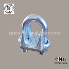 Professional Drop forged wire rope clip with U.S type