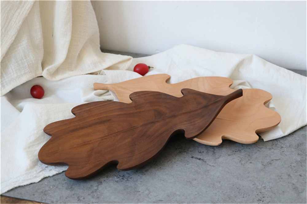 household wooden plate