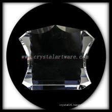 NEW Blank Crystal Photo Frame Crystal