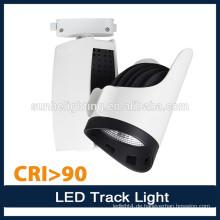 Neue Qualitäts-LED-Schienenlichtausstellunglicht Aluminiumgehäuse dimmable geführte Schienenbeleuchtung