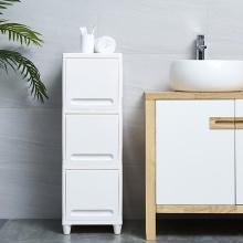 Plastic storage cabinet combined cabinet