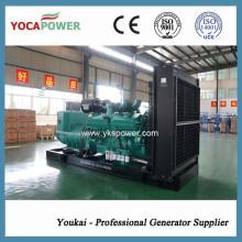 Двигатель Cummins 800 кВт / 1000 кВА Электрическая дизель-генераторная установка