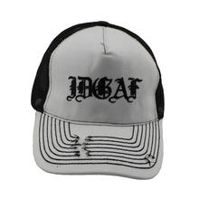 Distressed Trucker Cap Wholesale with Custom Made Embroidery Logo