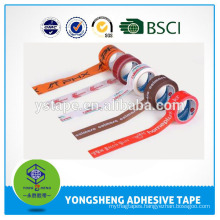 Wholesale high quality bopp color tape