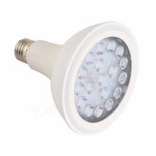 Aucun spectre complet LED de l'ampoule PAR38 de l'ampoule LED de Flicker élèvent la lumière pour des plantes hydroponiques d'intérieur