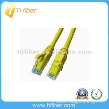 Патч-корд кабеля CAT5E UTP LAN