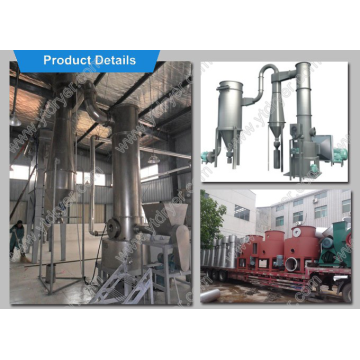 Carbonate Salt Flash Dryer Machine