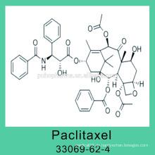 Hochwertiges Paclitaxel-Pulver