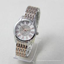 Мода Леди классический обзора роскошные часы оптом с логотипом
