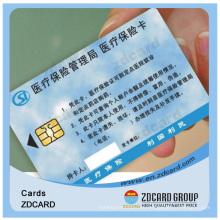 13.56MHz Бесконтактная смарт-карта высокого качества Fudan Chip IC (ZDCARD)