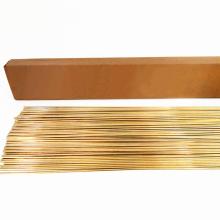 Brass welding wire Good Strength And Hardness Lead Free Brass Rod