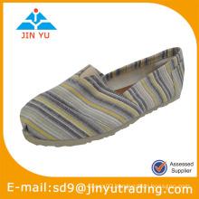 Canvas slip on shoe 2014