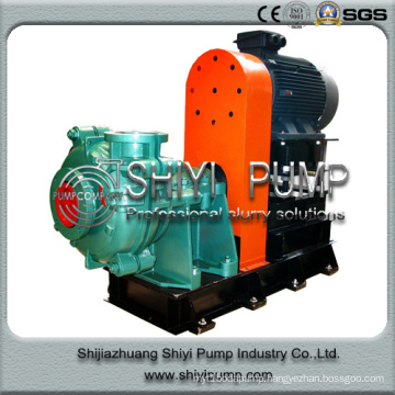 Horizontal Anti-Abrasive Single Stage Centrifugal Slurry Pump